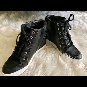 Aldo wedge shoes size 8